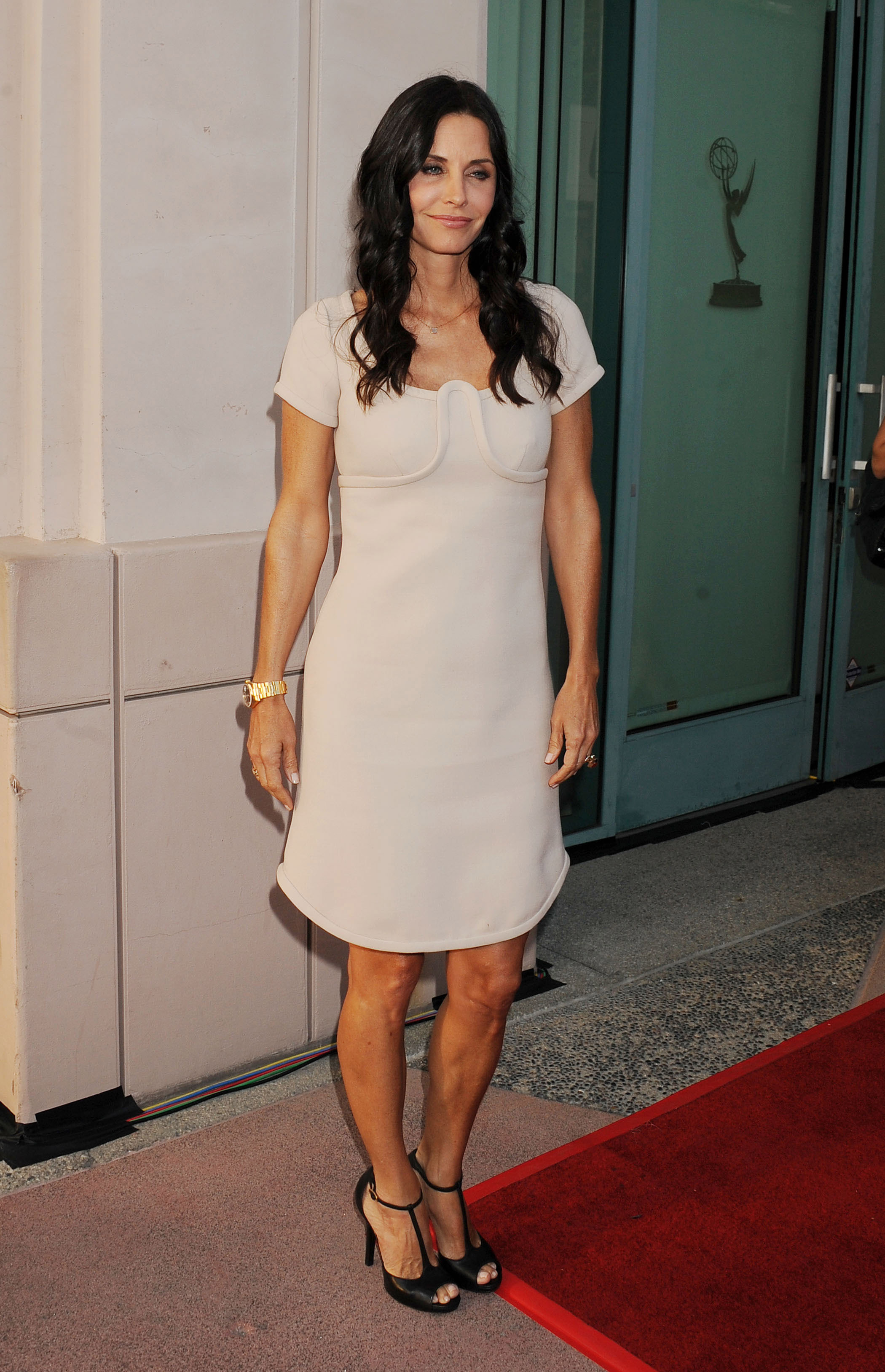 Courteney cox ed b on sports for Cox at home