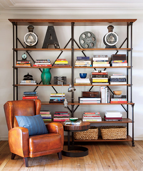 Bookcase Decorating Ideas  POPSUGAR Home