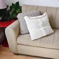 DIY Sweater Pillow | POPSUGAR Smart Living