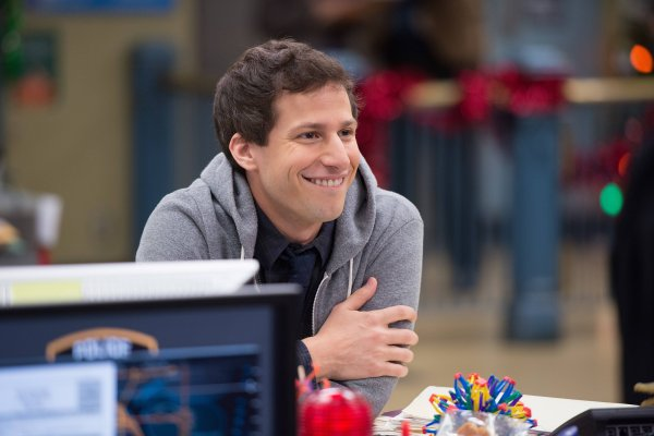 Brooklyn Nine-nine Jake Andy Samberg Nine-nine' ' Beginning Lot