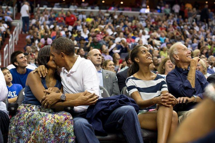 Image result for barack Obama in love