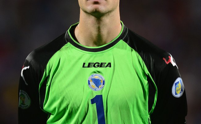 Asmir Begović Bosnia Herzegovina The 19 Hottest Players