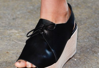 Best Spring Fashion Week Shoes Popsugar Fashion