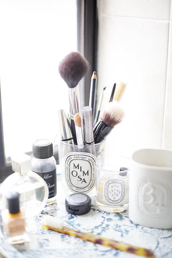 Makeup Brush Cups