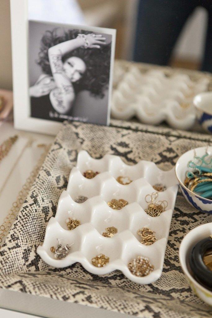Ceramic Egg Racks