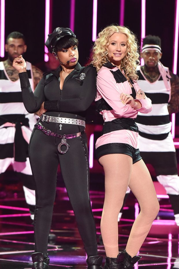 Jennifer Hudson and Iggy Azalea
