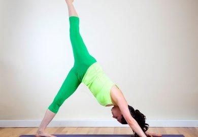 Yoga Poses To Tone Upper Body Popsugar Fitness