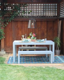 Tips Creating Outdoor Dining Area Budget