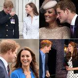 21 volta Kate Middleton e una scossa di principe Harry Got da a vicenda