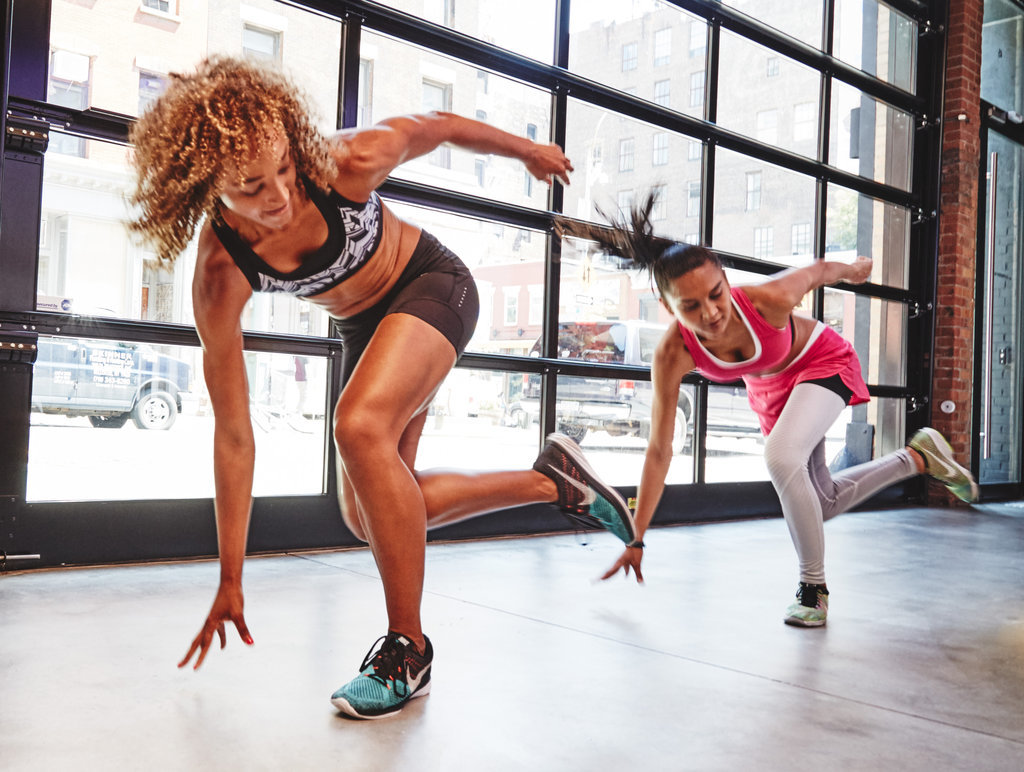 best cardio bodyweight exercises popsugar fitness
