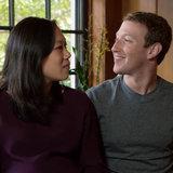 Il segno Zuckerberg sta donando 99% delle sue parti di Facebook alla carità