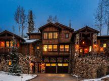 Nina Dobrev's Park City, UT, Airbnb Cabin | POPSUGAR Home