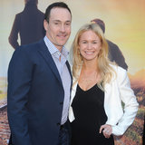 Chris Klein e la sua moglie sta prevedendo il loro primo bambino