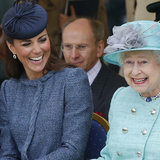 Non crederete che Kate Middleton una volta ha dato alla regina per il Natale