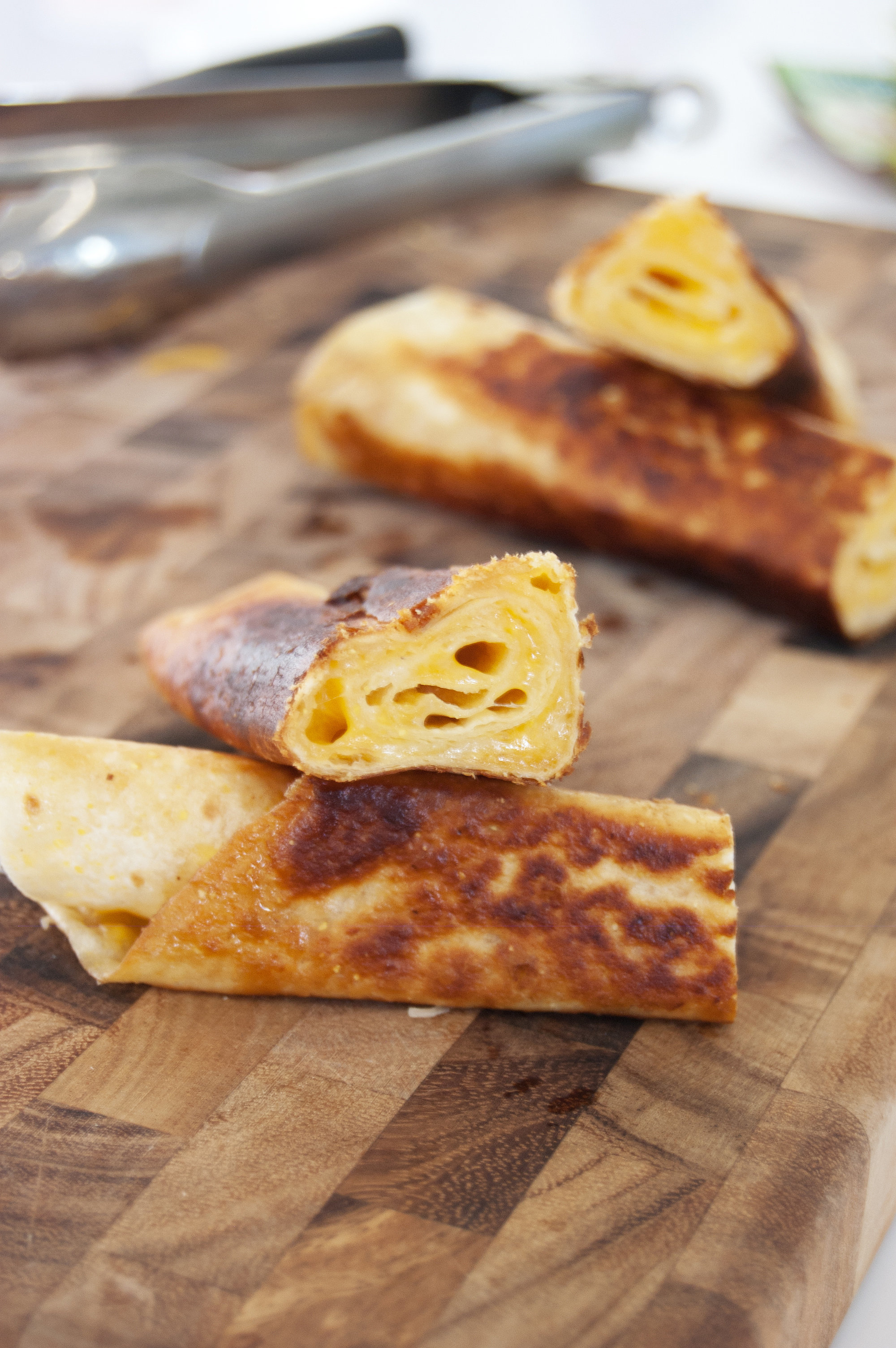 We're Making These Quesadilla Roll-Ups For Cinco de Mayo, and Like, Every Day After That