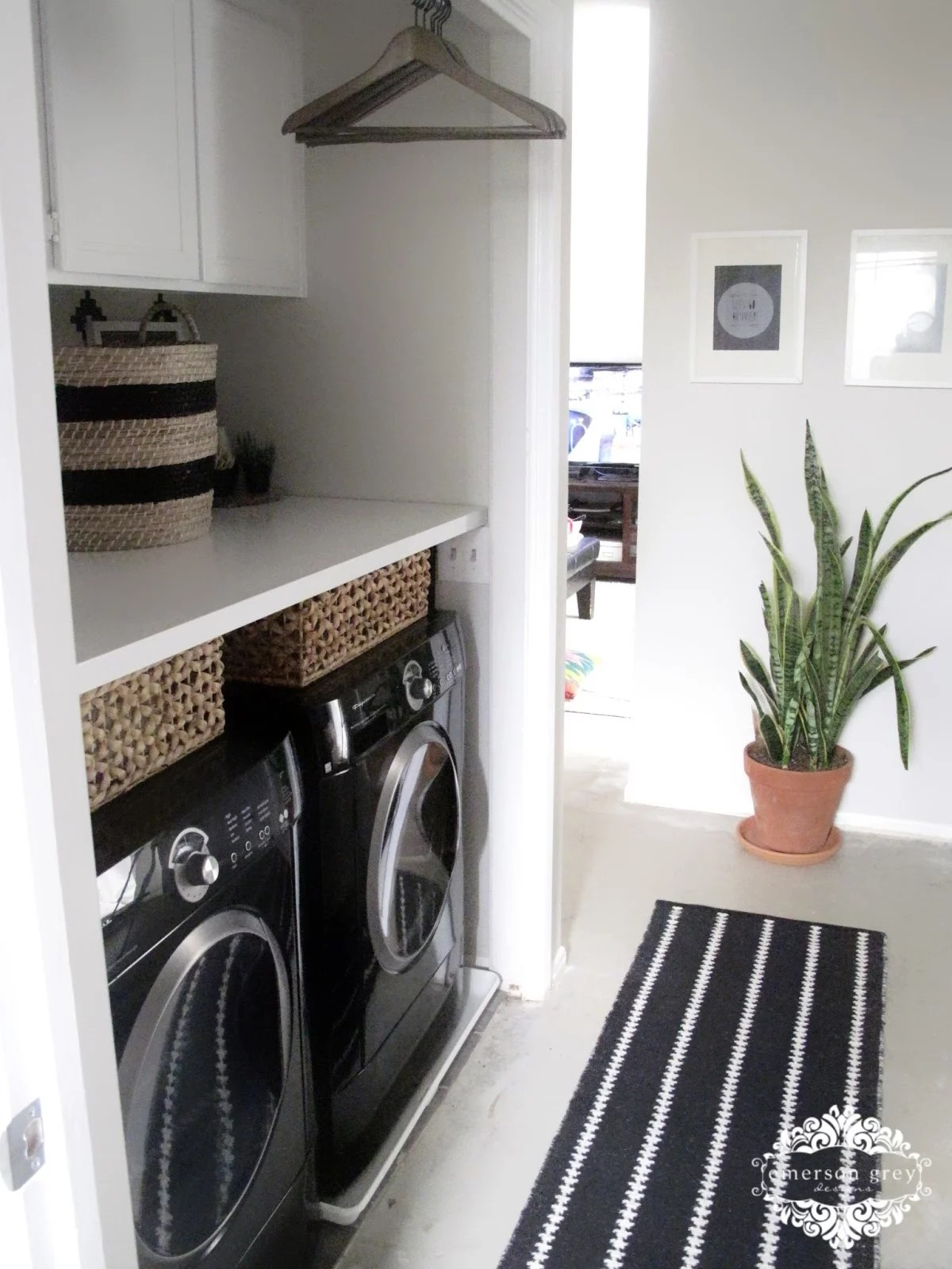 Laundry Room Makeover Ideas  POPSUGAR Home Australia