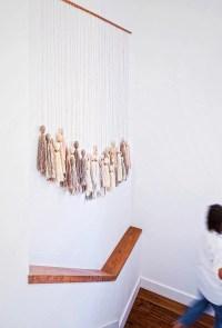 Easy DIY Tassel Wall Hanging | POPSUGAR Home