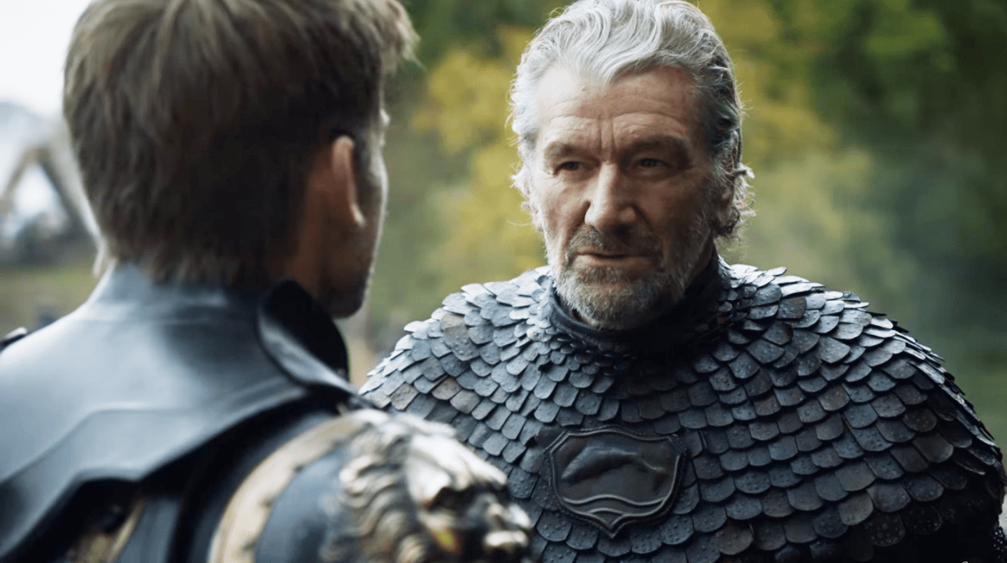 Who Is The Blackfish On Game Of Thrones POPSUGAR