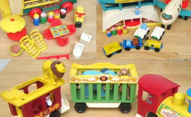 Vintage Fisher Price Toys For Kids Popsugar Moms