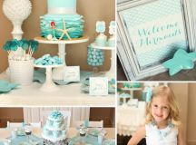 A Mermaid Birthday Party Fit For an Underwater Princess ...