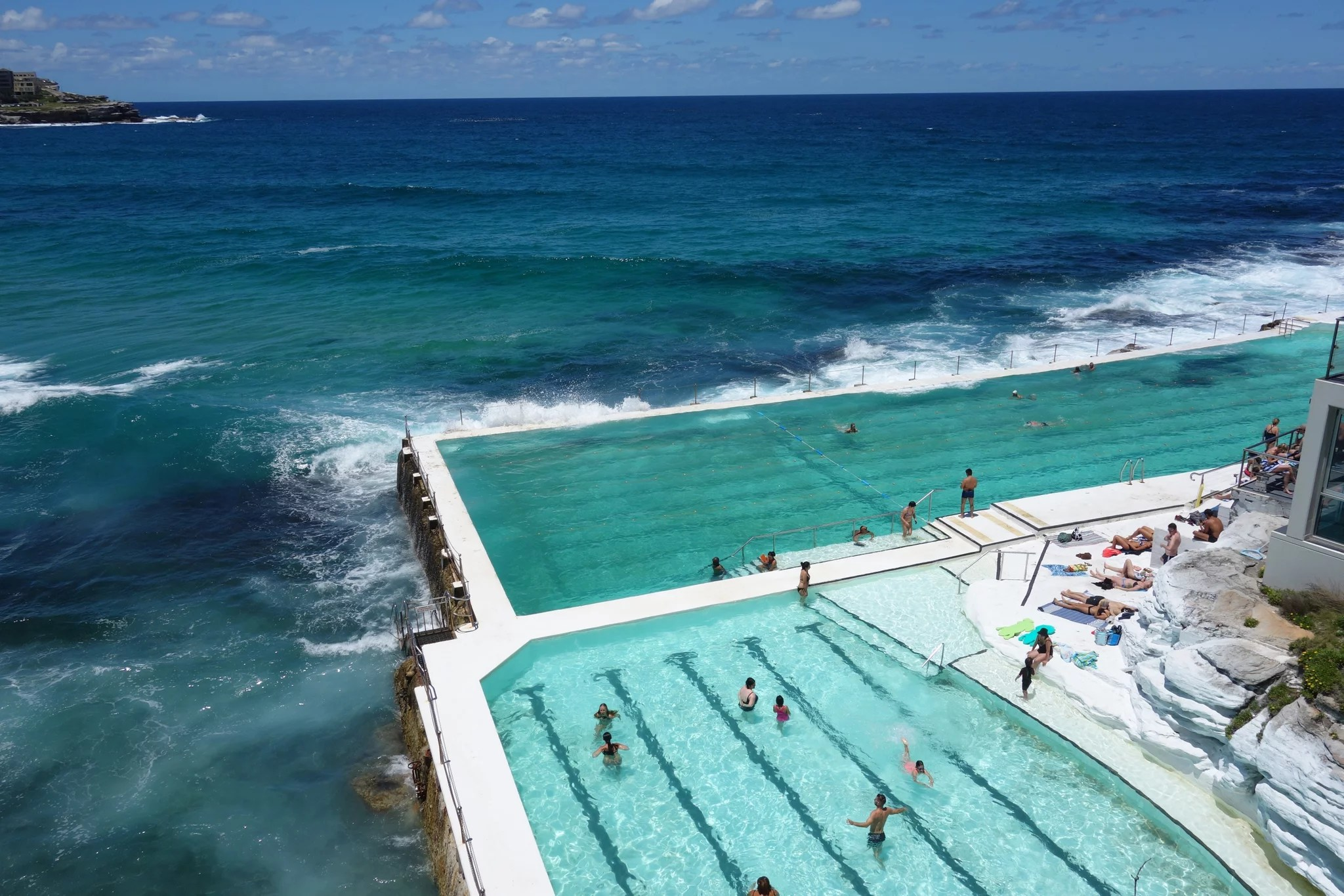 How to Swim in Icebergs Pool in Bondi Beach  POPSUGAR