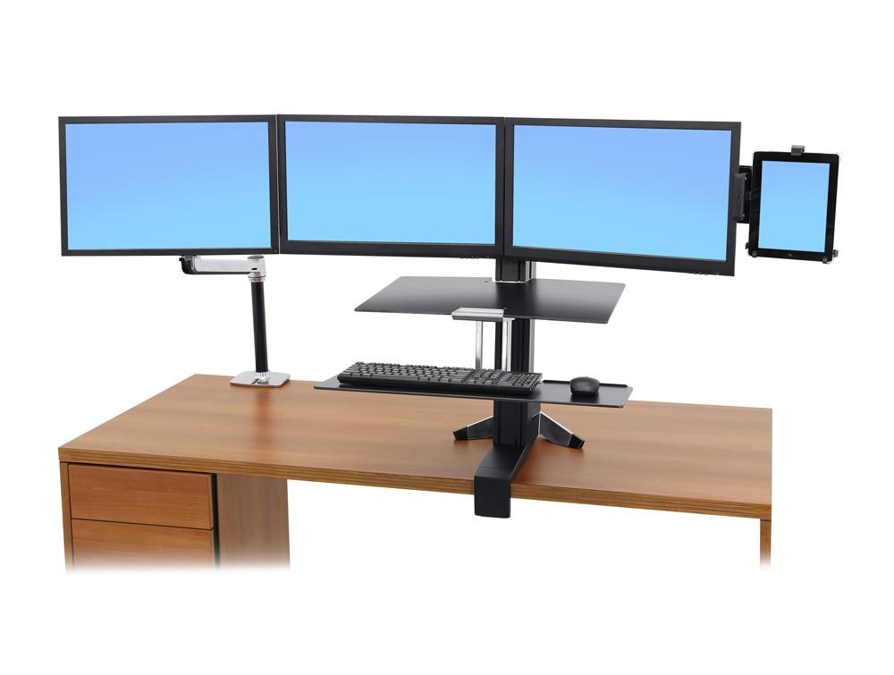 Ergotron LX SitStand Desk Mount LCD Arm  Radius Office