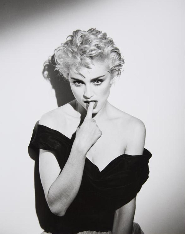 Madonna Black And White : madonna, black, white, Madonna's, Iconic, Clothes,, Memorabilia, Auction