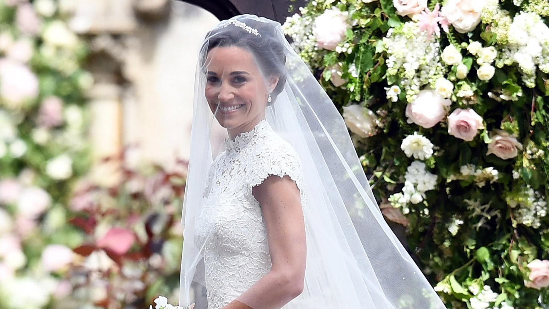Pippa Middleton's Wedding: An Inside Look At The Dress And