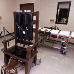 Florida Electric Chair Cheap High For Sale Tennessee Restores As Death Penalty Option - Nbc News