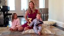 Ivanka Trump and Kids