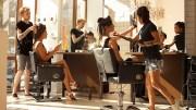 hair salon announces 'quiet chair'