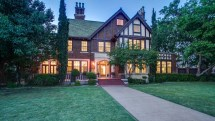 Stunning 89-year- Tudor-style Home