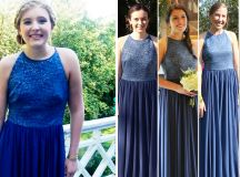 Sisterhood of the traveling prom dress honors teen's memory - TODAY.com