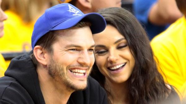 Ashton Kutcher And Mila Kunis Expecting Baby . 2