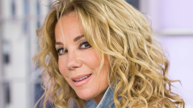 how to get kathie lee gifford's curly hairstyle on today