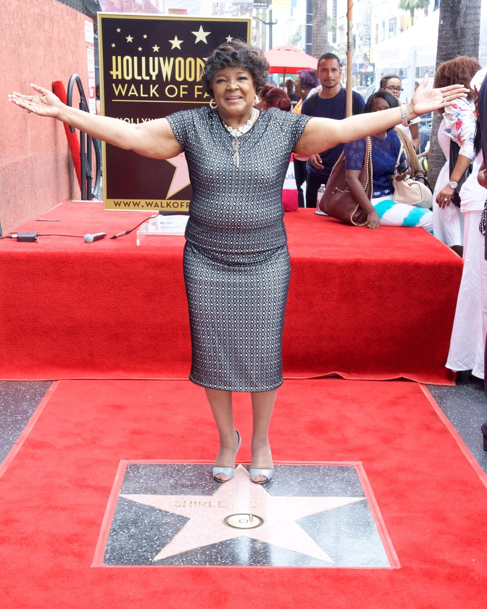 Shirley Caesar You Name It : shirley, caesar, Shirley, Caesar, Twerking, While, Doing, Challenge