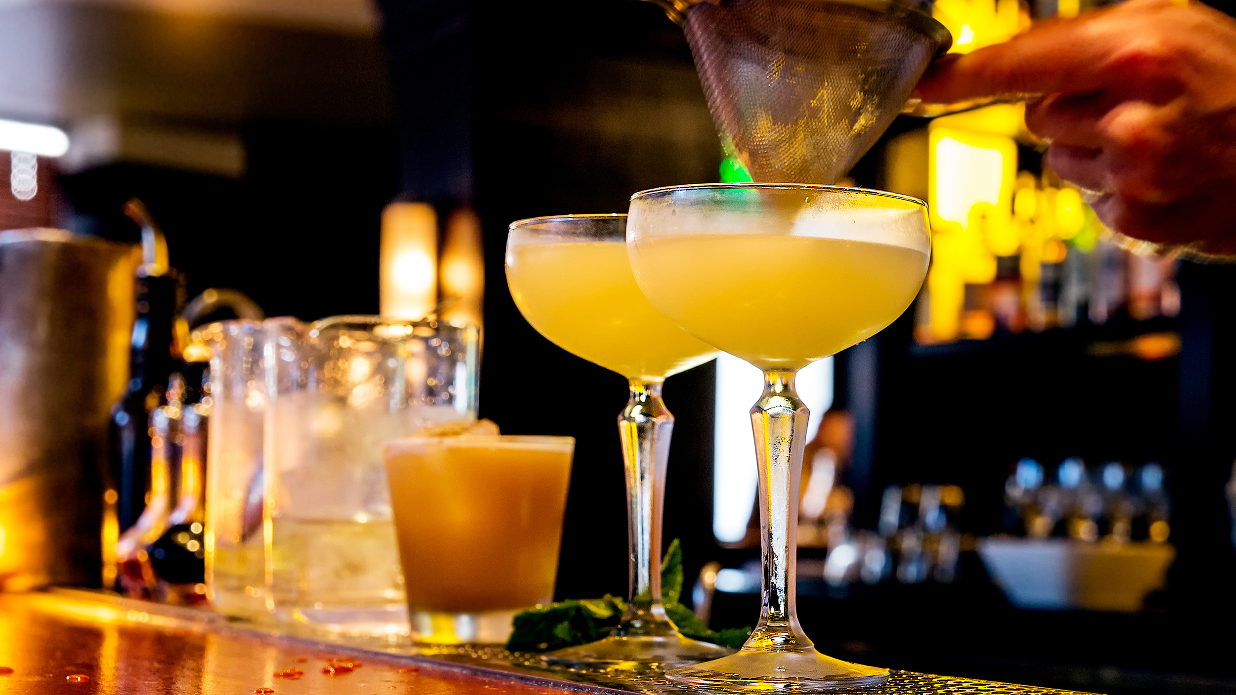 Worlds wackiest cocktails and most unusual drinks  TODAYcom