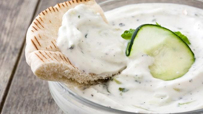 Greek Cucumber Yogurt Dip (Tzatziki) - TODAY.com