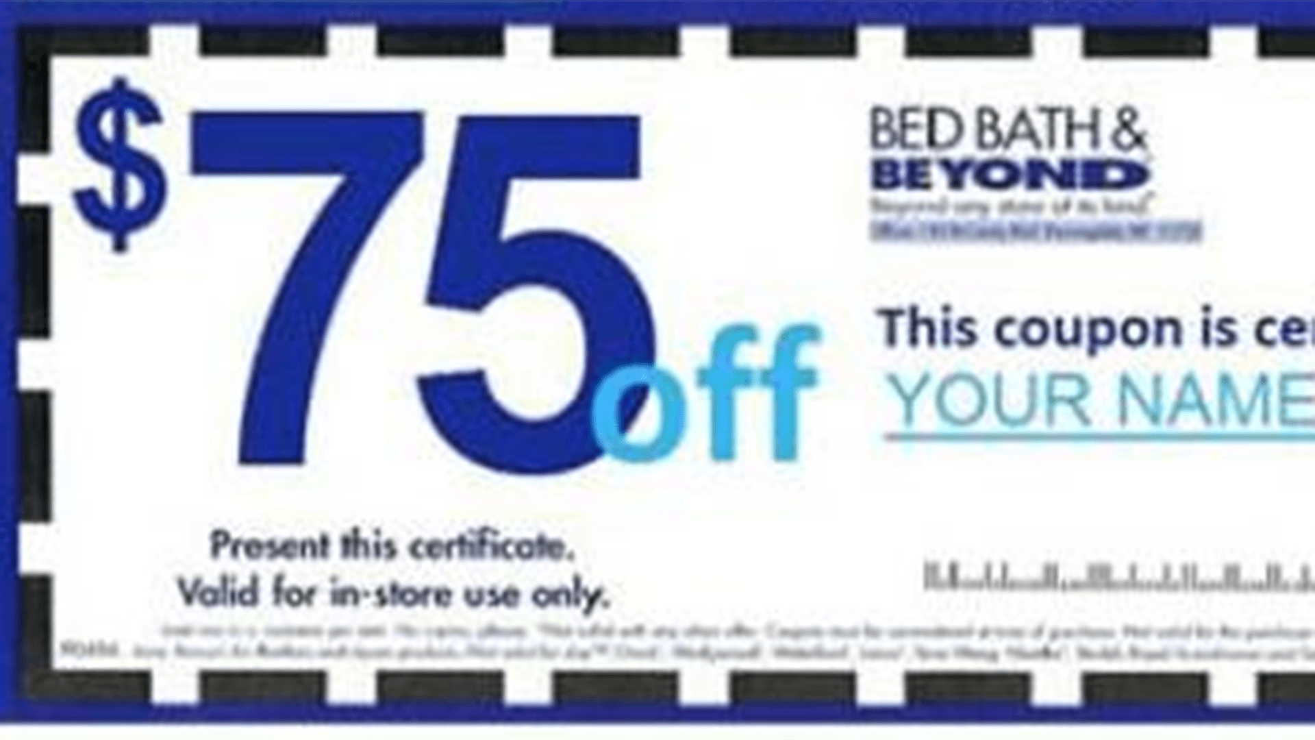Coupon For Bed Bath And Beyond Canada