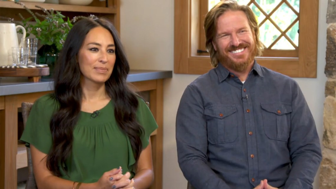 Download Chip and Joanna Gaines talk divorce rumors, fame and life ...