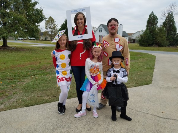 Quick Home Halloween Costumes Ideas