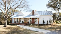 Chip and Joanna Gaines Farmhouse Plans