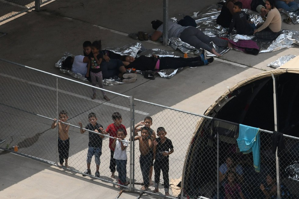 Trump's immigration policy is caging indigenous children. This is ...