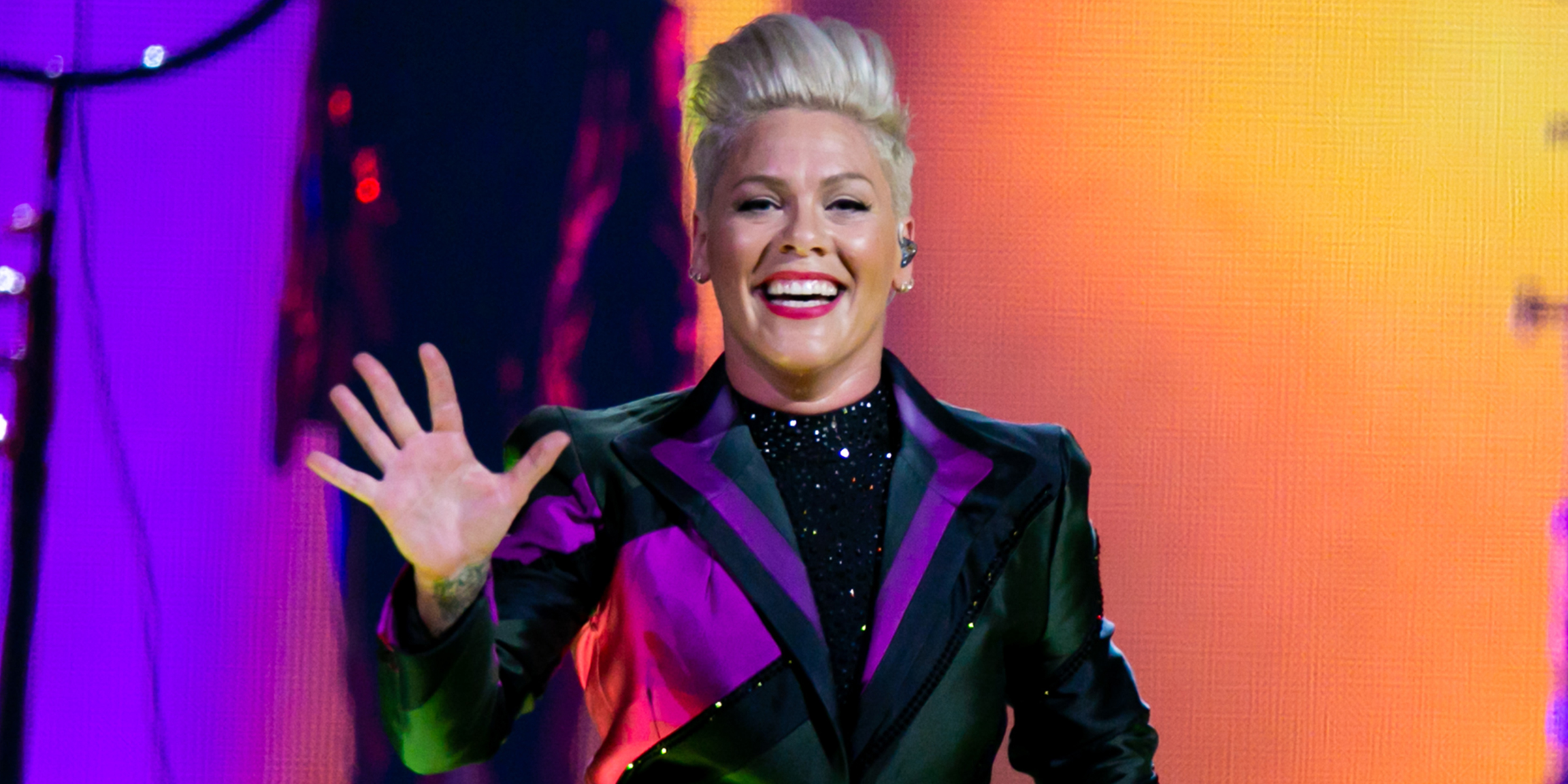 pink has the best