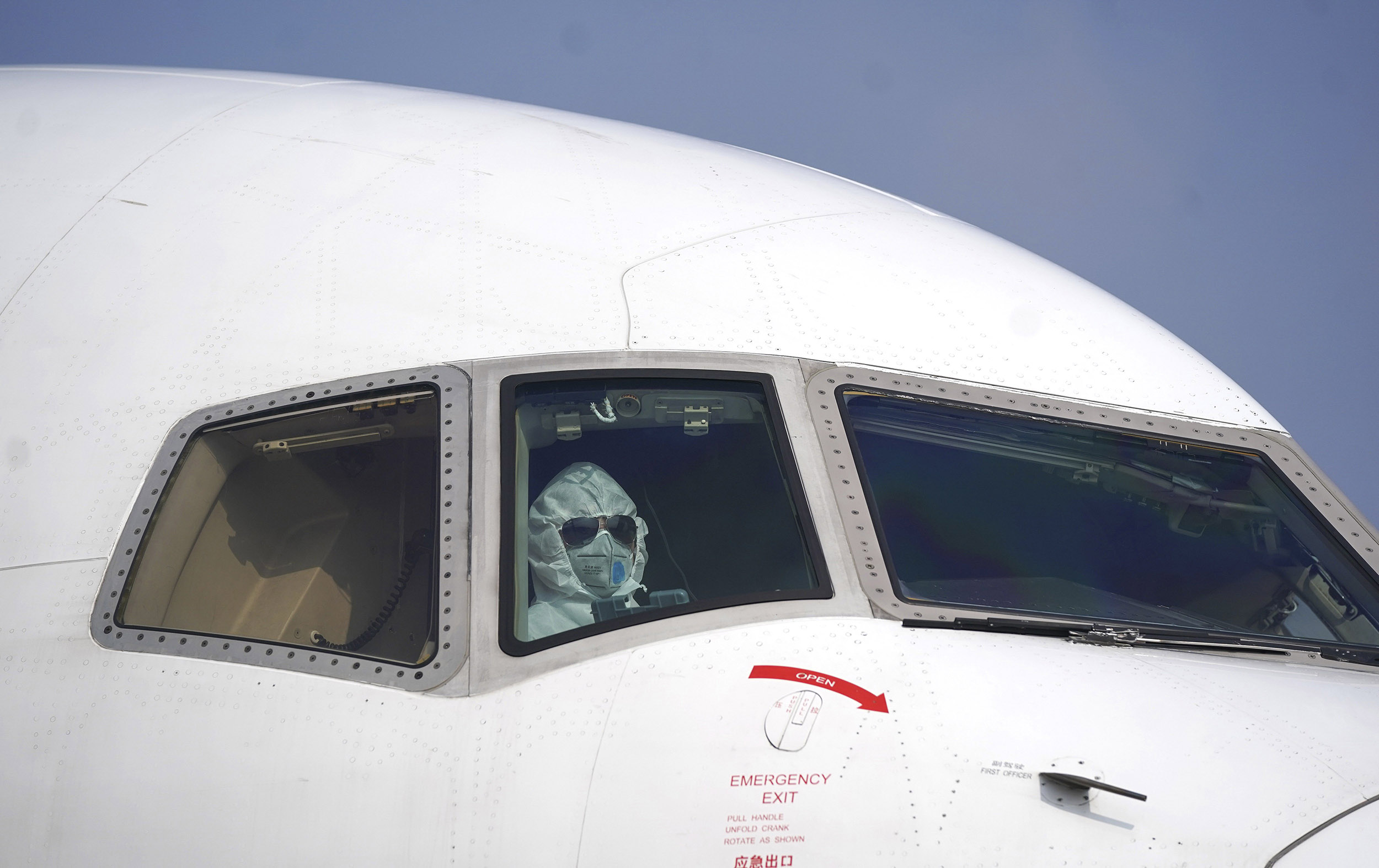 Airlines stop China flights as businesses hit by coronavirus outbreak