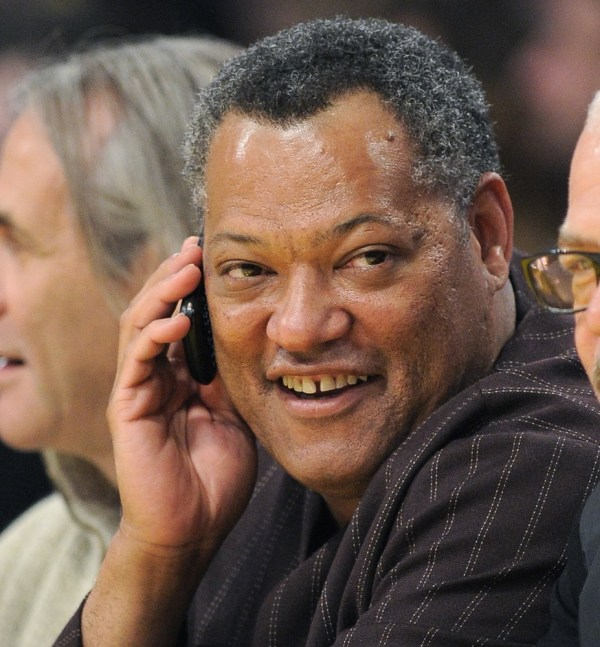 Laurence Fishburne Leaving 'csi'