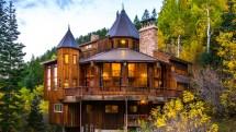 Castle Log Cabin Homes