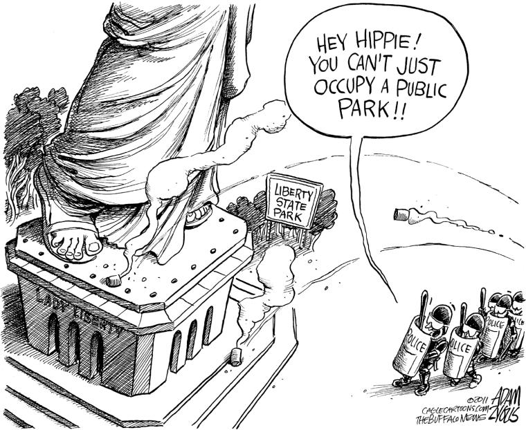 The Week in Political Cartoons