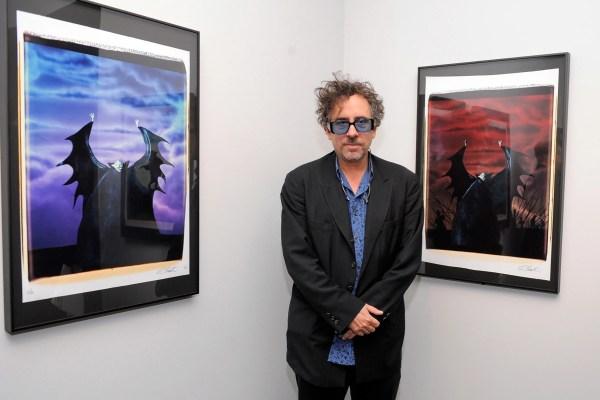 Tim Burton Retrospective