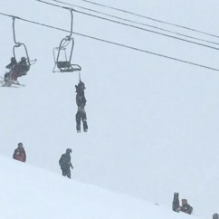 Ski Chair Lift Malfunction Hanging Rona Man Dangling Unconscious From Rescued By Daring Slackliner - Today.com